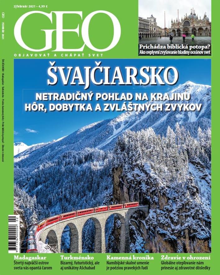 GEO Slowakei